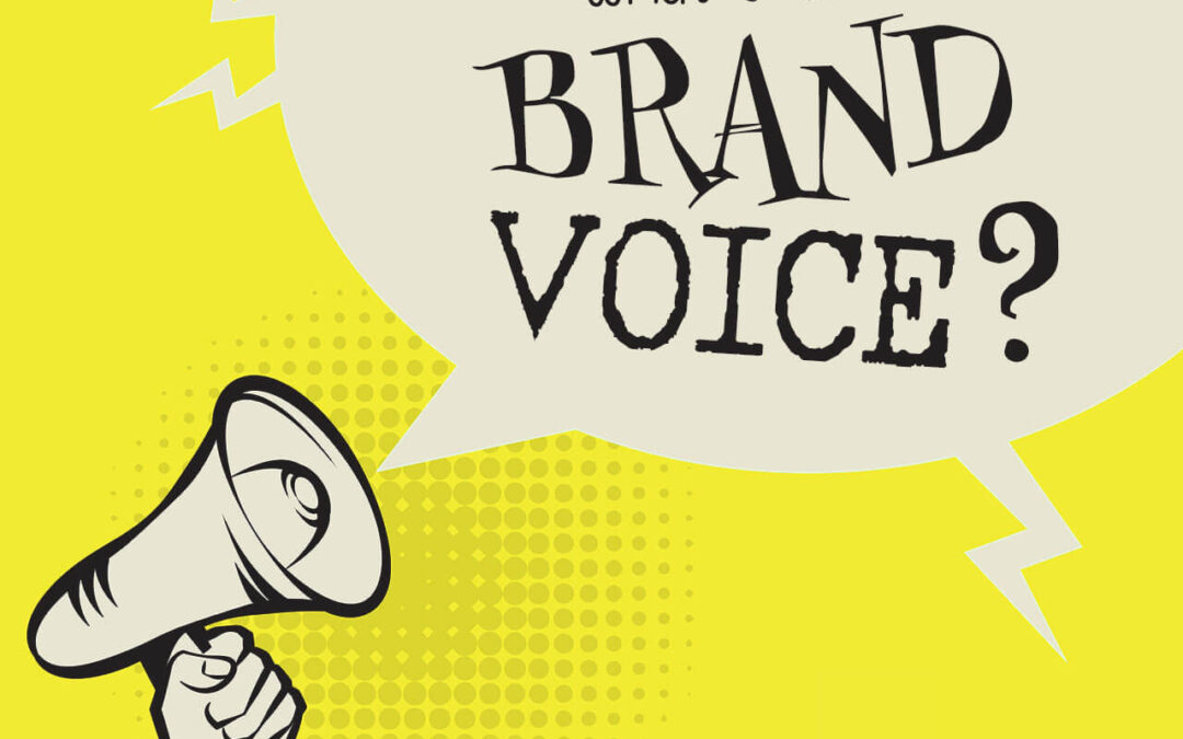 How to Develop Your Brand's Voice